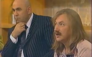 Большая стирка. Игорь Николаев