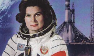 Валентина Терешкова. Женщина с характером